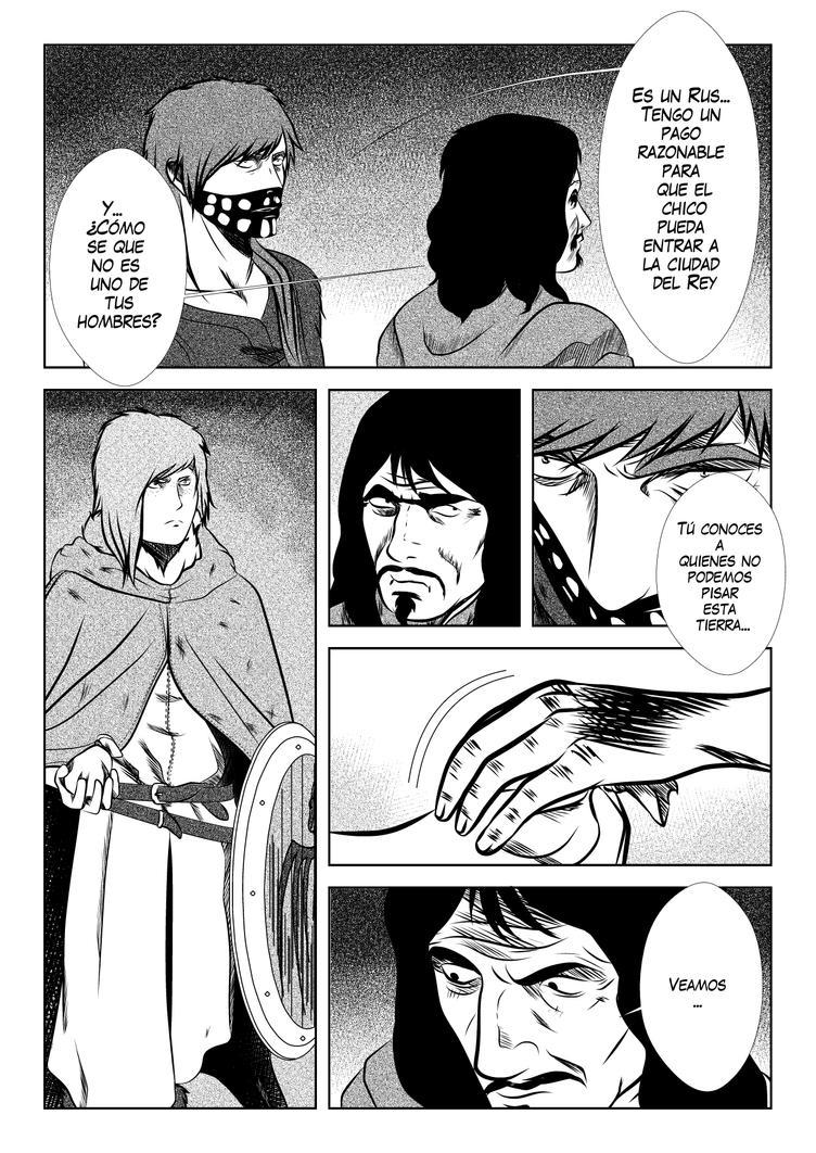 Capitulo dos Derrota -pagina 23- by KeelTierraYerma
