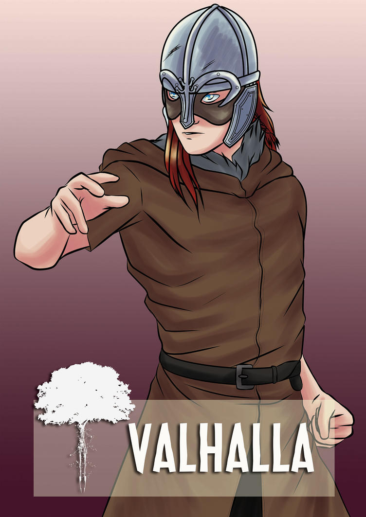 Capitulo lll Valhalla -pagina 4- by KeelTierraYerma