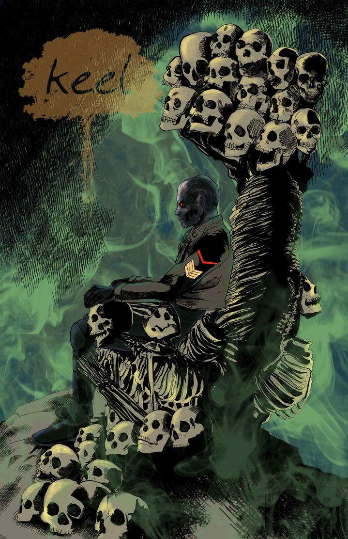Lord of the Dead by KeelTierraYerma