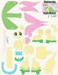 Fluttershy Gala Printout