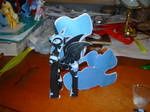 Nightmare Moon Papercraft