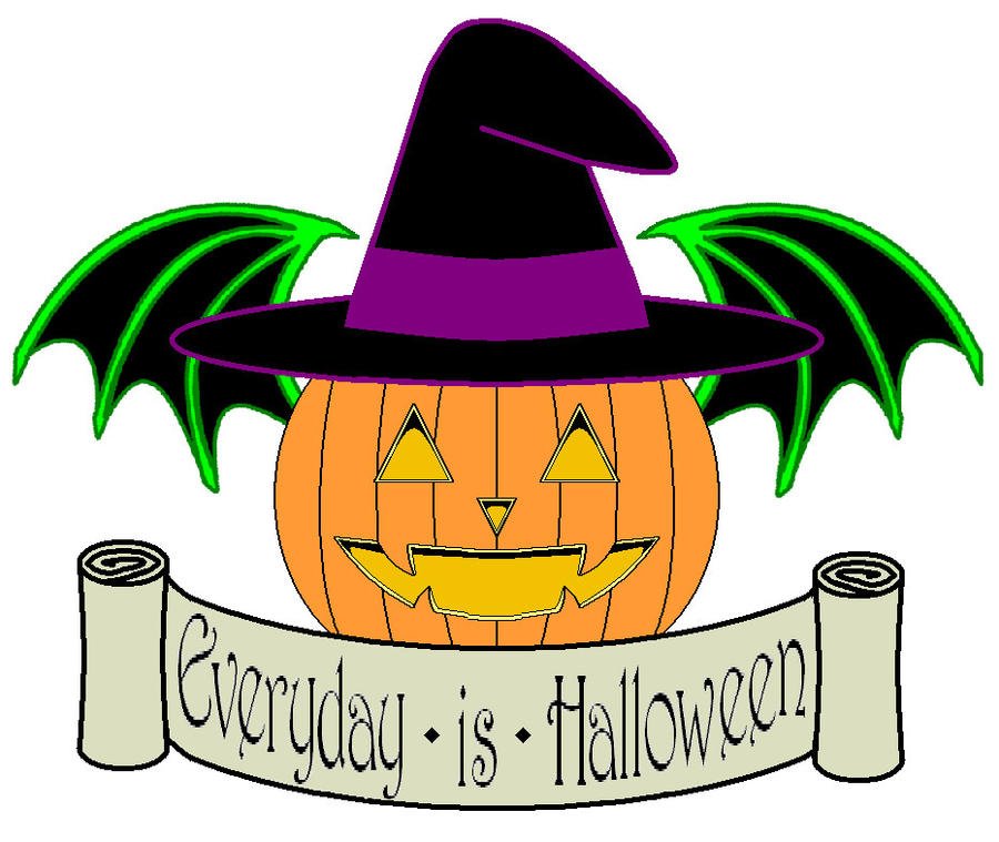 Everyday is Halloween tattoo by MasterNyx on DeviantArt