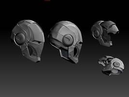 Helmet Work 1