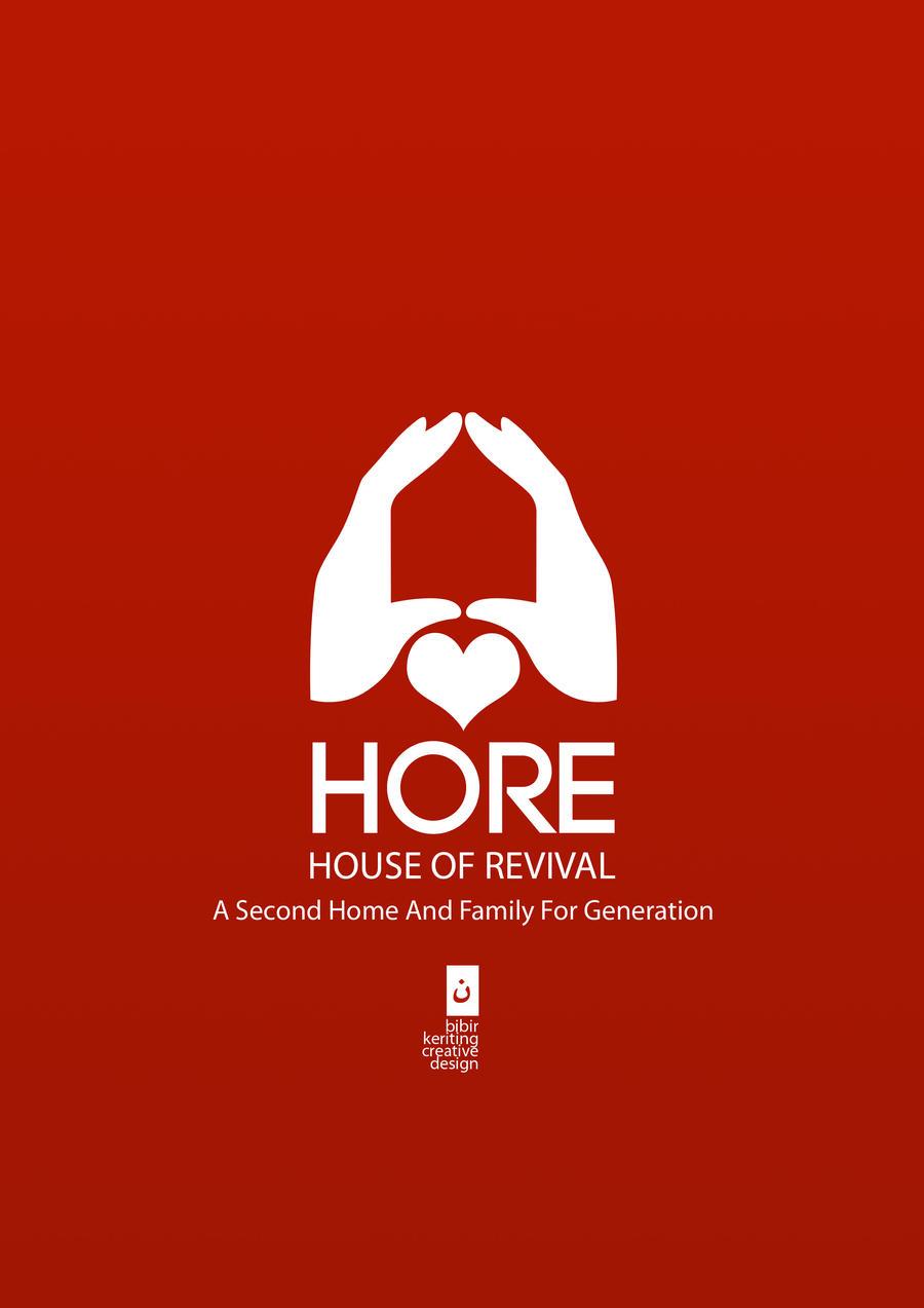 Logo HORE-v2 by bibirkeriting
