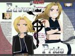 [FMA] - Edward and Pride by MeckaBlaze-Alchemist