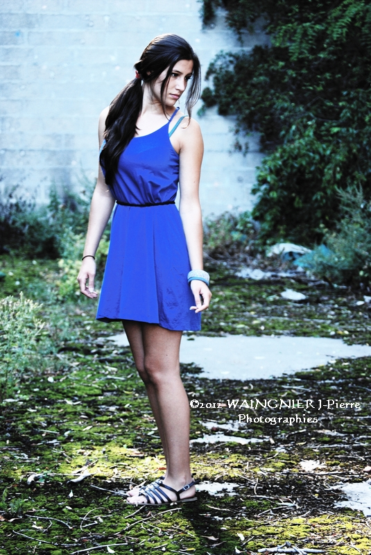 La petite robe bleue 1 by jipy59fr