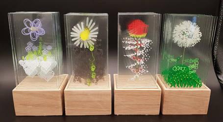 4 Flowers