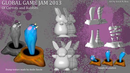 Global Game Jam 2013 by erickn