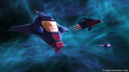 Space Fighters by erickn
