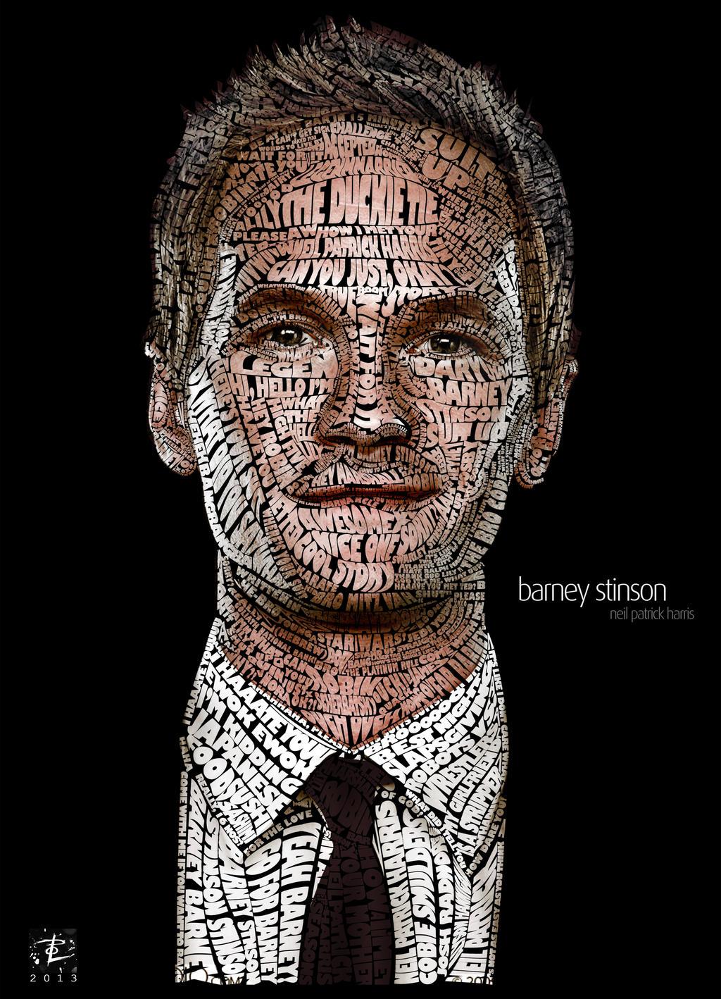 Barney Stinson by kurollos