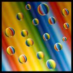 Balloon Drops Float Free