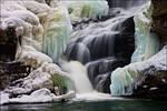 Fulmer Falls - Winter - Bottom
