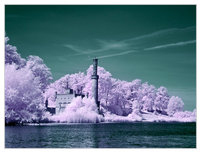 The Dream Castle by IngoSchobert