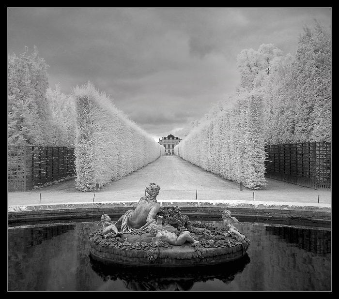 Versailles Dreams by IngoSchobert