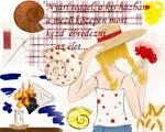 Summer story - illustrations
