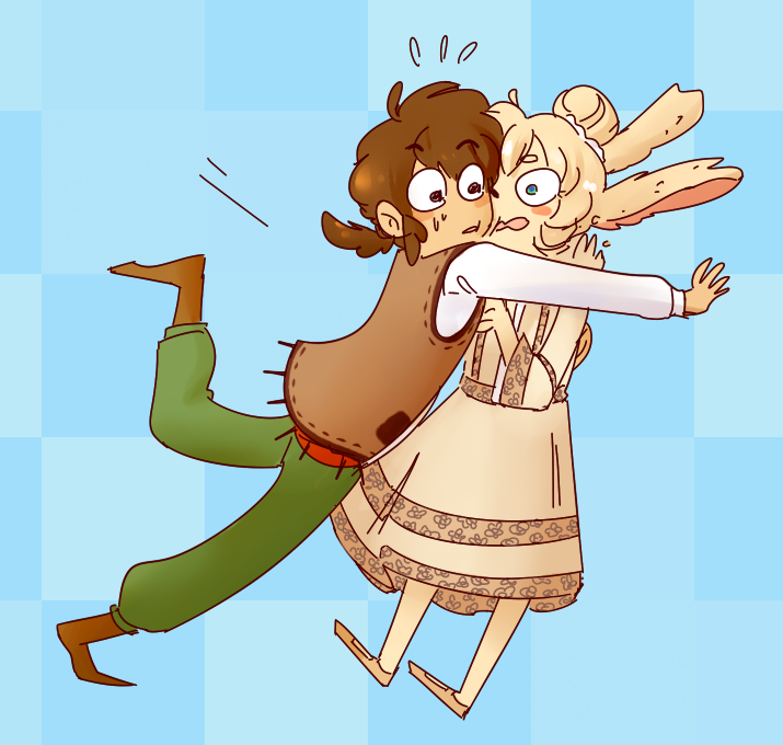 fe6: Clumsy Partner... by Whoodles