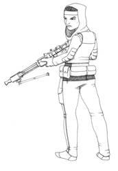 Rebel Light Infantry