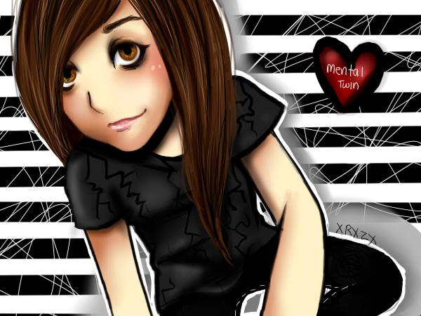 Jessica by XRainbowXZebraX