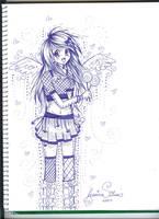Sketch by XRainbowXZebraX