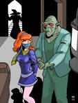 Daphne, The Witch And The Zombie