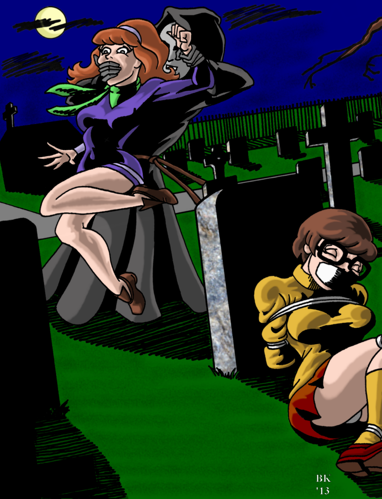 A Scooby-Doo Halloween 2013 by GrouchoM