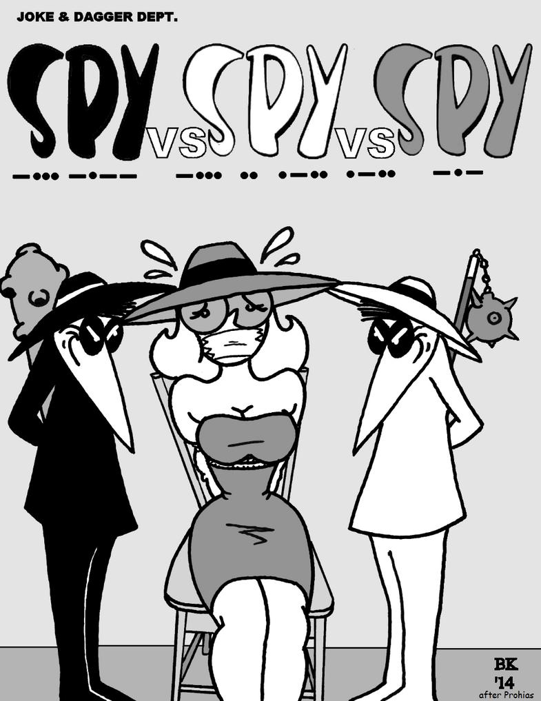 Spy Vs Spy Costume For Kids