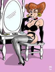 In Appreciation Of Older Women by GrouchoM