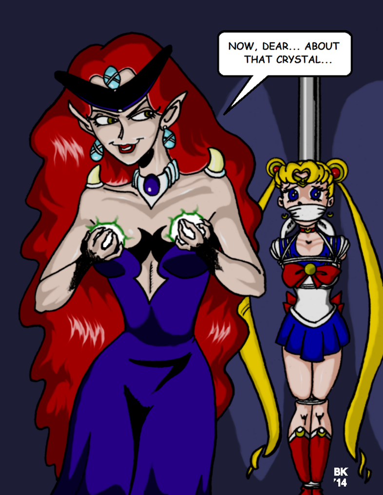 Sailor Moon Fanfiction Sklaverei Bondage