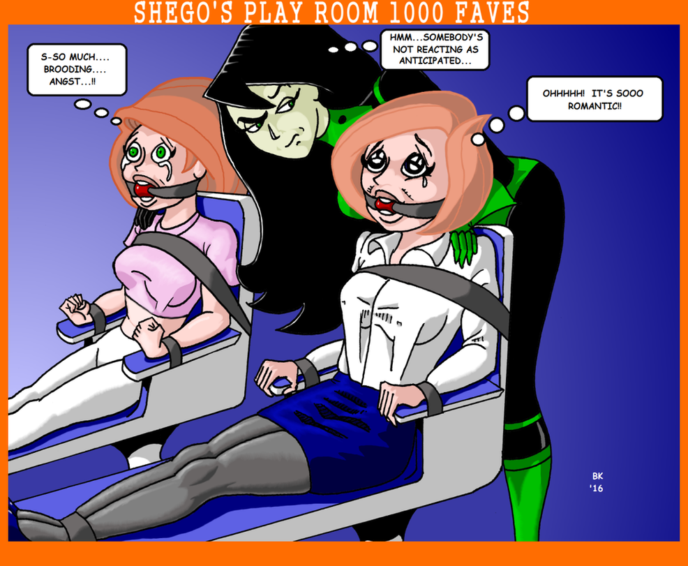 Shegos Play Room 1000 Faves by GrouchoM on DeviantArt