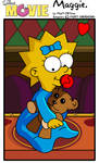 Maggie:Simpsons Movie