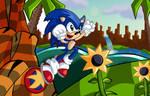 Sonic Green Hill