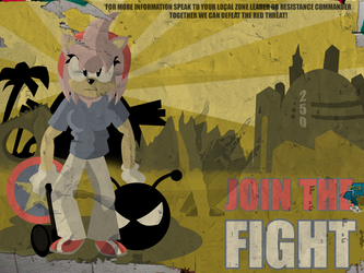 STC 250: Amy, Join the fight by kintobor