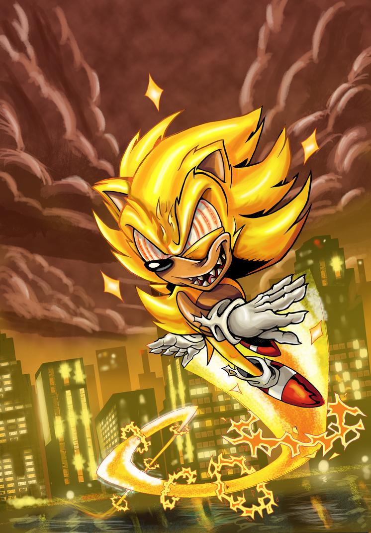 Super sonic unleashed by kintobor on deviantart - Super sonic 6 ...