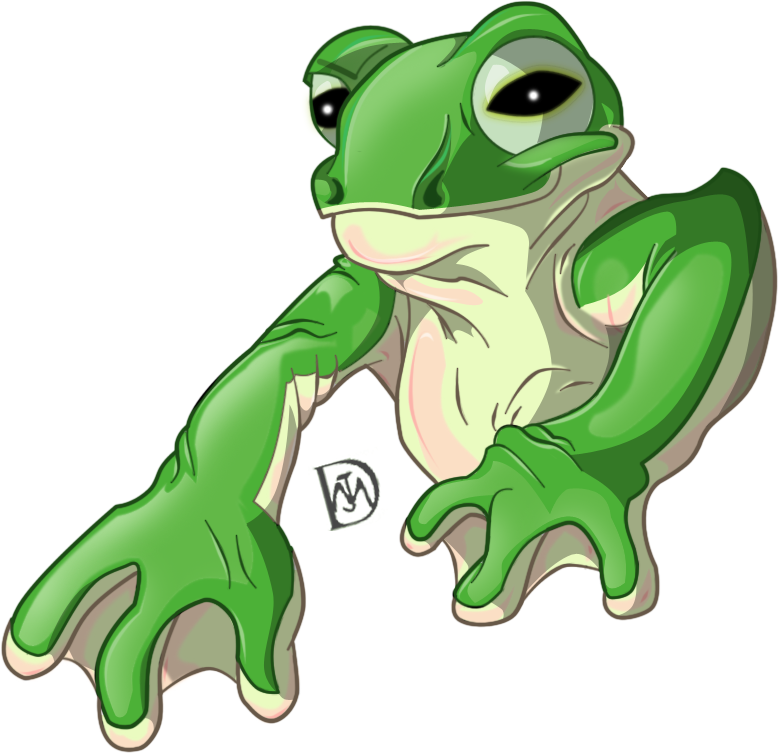 Forg no not frog by kintobor on DeviantArt