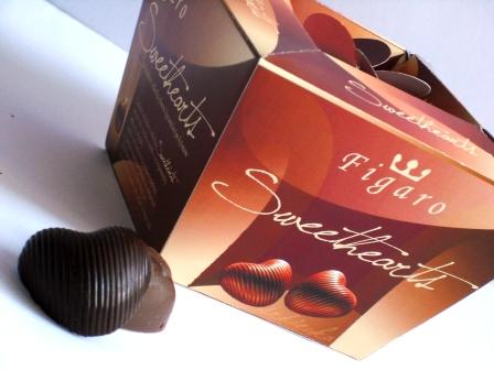 Sweethearts chocolate bonbons by evusha