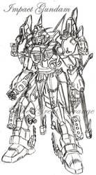 Impact Gundam