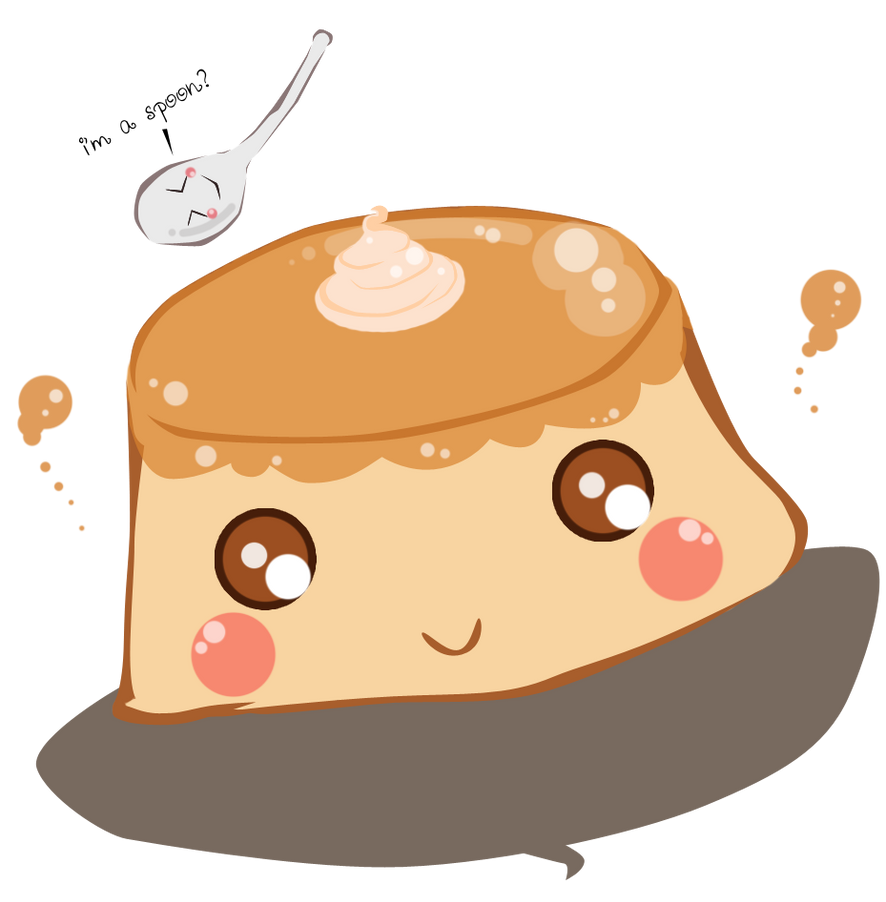 Cr C3 A8me caramel also Maritza in addition Watch further Jobs furthermore Piece Of Cake Clipart. on cartoon flan