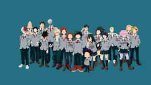 My Hero Academia - Class A