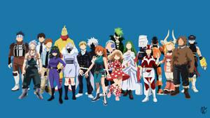 My Hero Academia - Class B