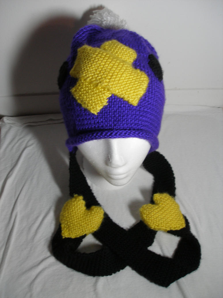 Drifloon Hat Knitted by shaymieshats