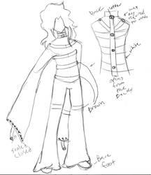 Asylum outfit 1 by AnkoandOrochimaru