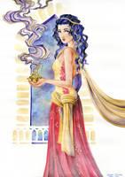 Incense by TirraMisu