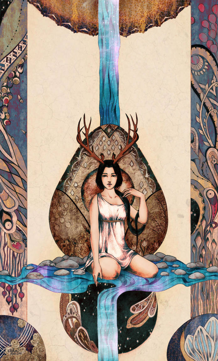 Mother Earth by TirraMisu