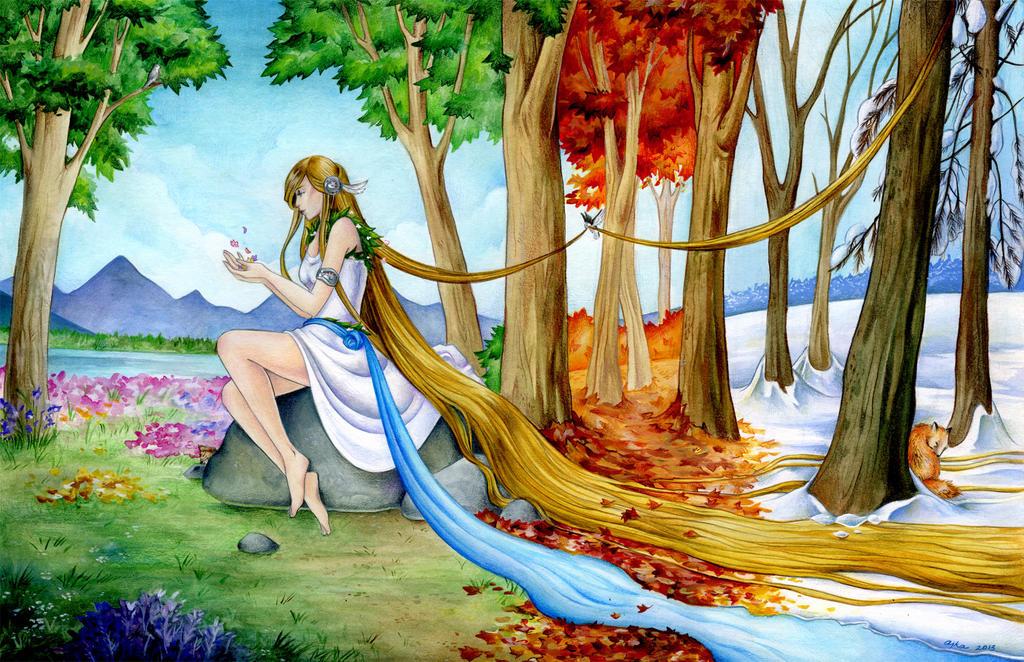 CM: Mother Nature by TirraMisu