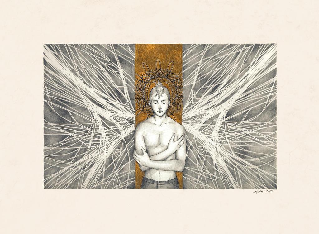 Commission: AJ by TirraMisu
