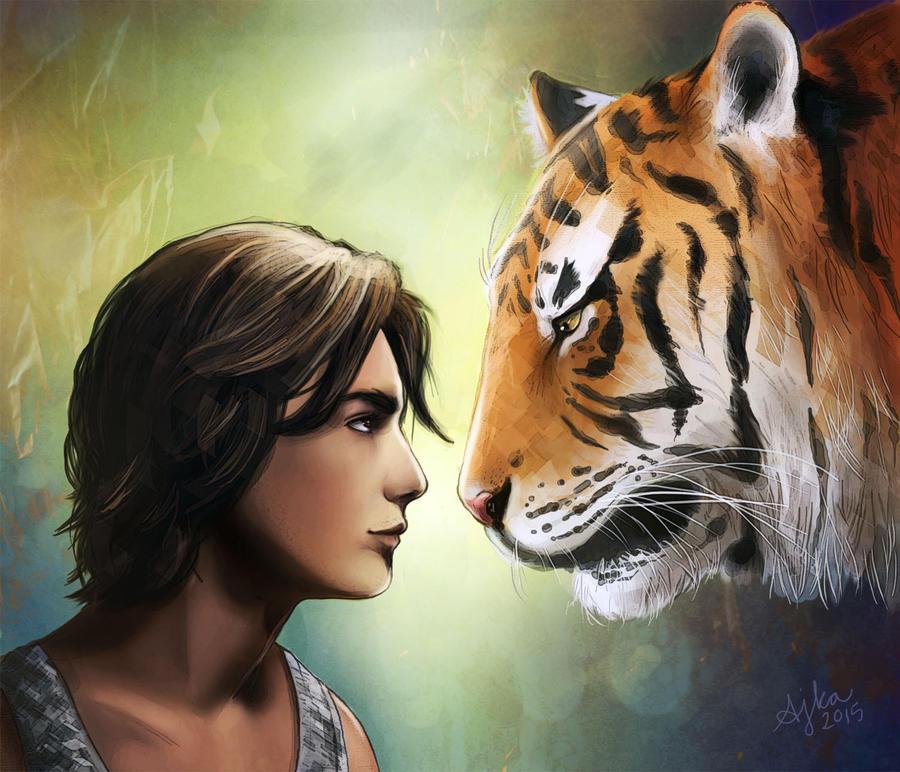 The Jungle Book by TirraMisu