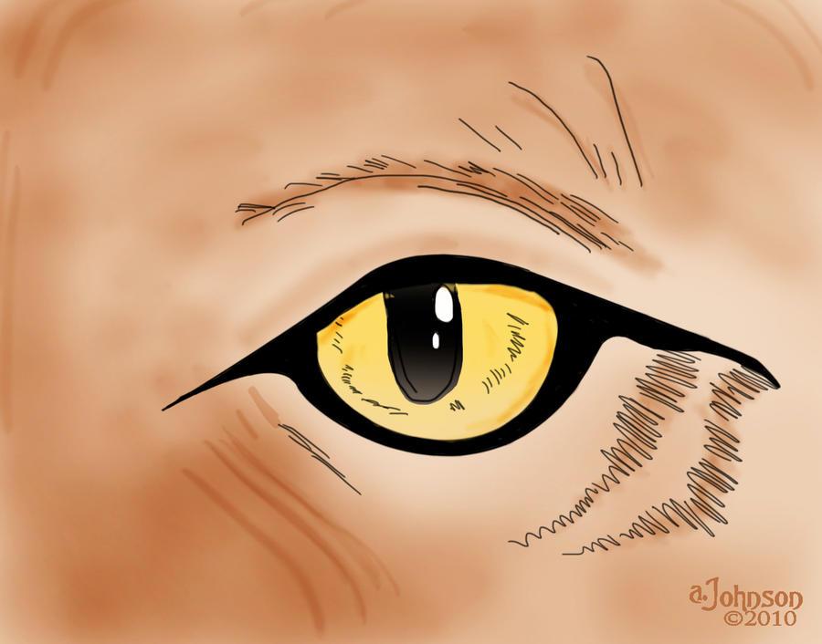 Aniimal eye by EsBest