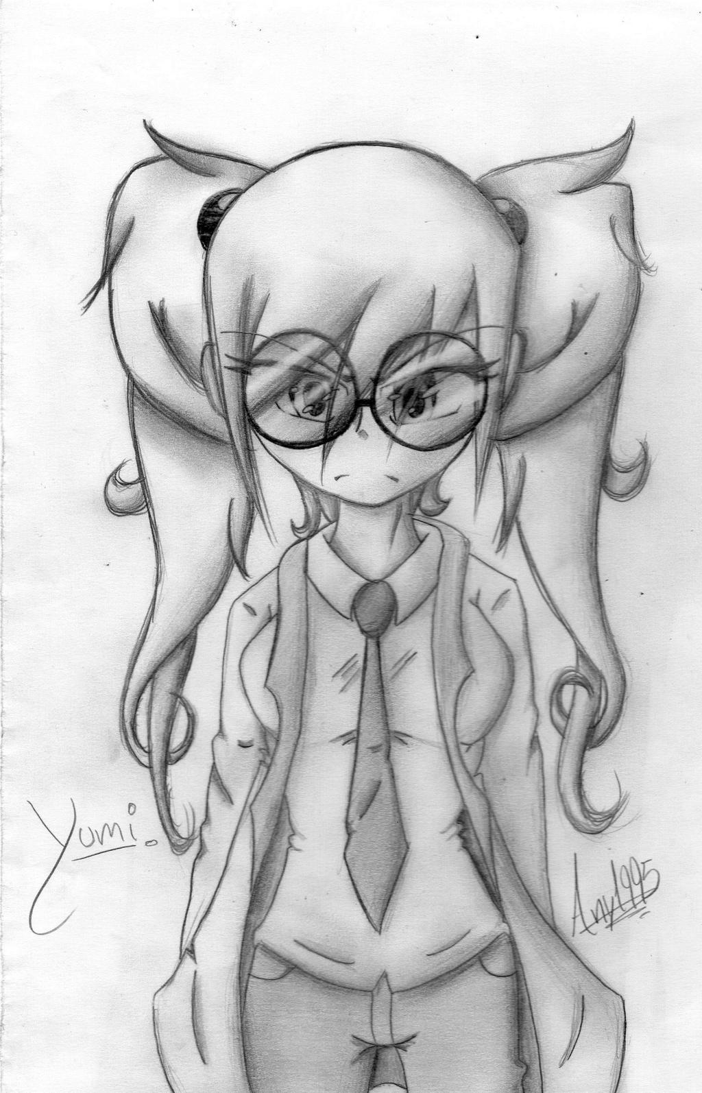Sketch -Yumi- by Any1995