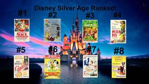 Disney Silver Age Ranked