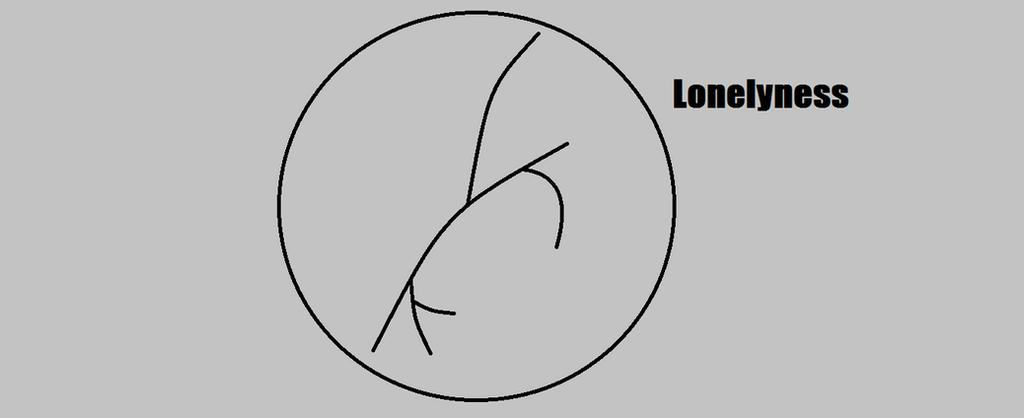 Loneliness Custom Symbol By Capain Caveman99 On Deviantart